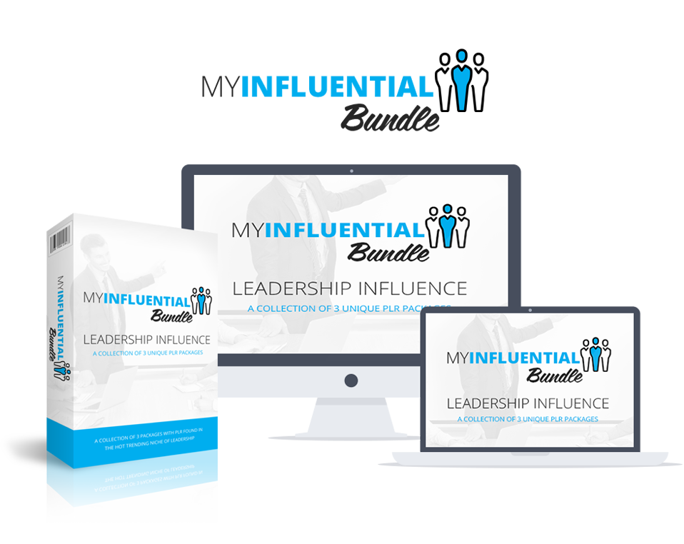 My Influential Bundle - Leadership Influence