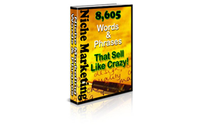 8,605 Words and Phrases That Sell Like Crazy