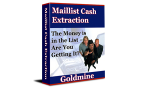 Maillist Cash Extraction Goldmine