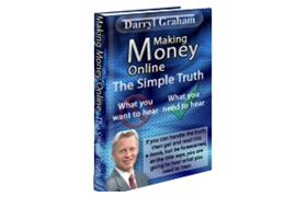 Making Money Online the Simple Truth