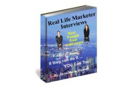 Real Life Marketer Interviews