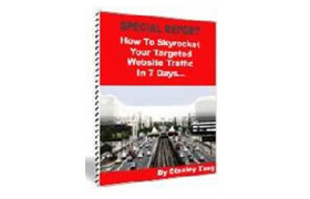 Skyrocket Your Targeted Website Traffic In 7 Days